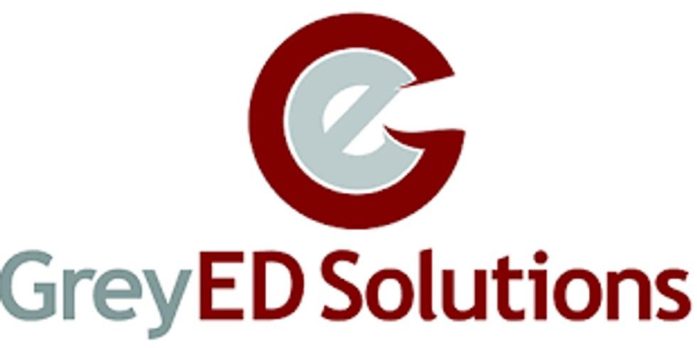 GreyED solutions Webinar