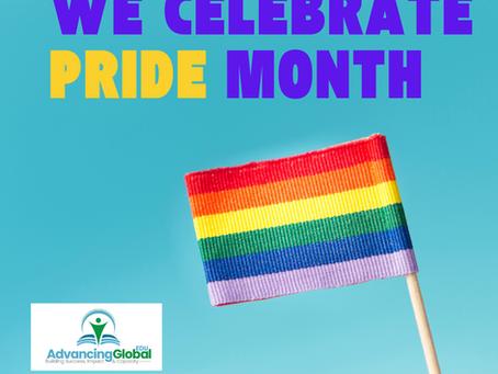 We celebrate LGBTQ Pride in June