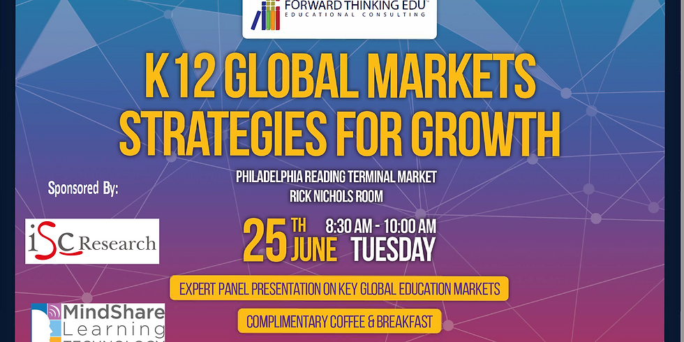 Global Growth Session