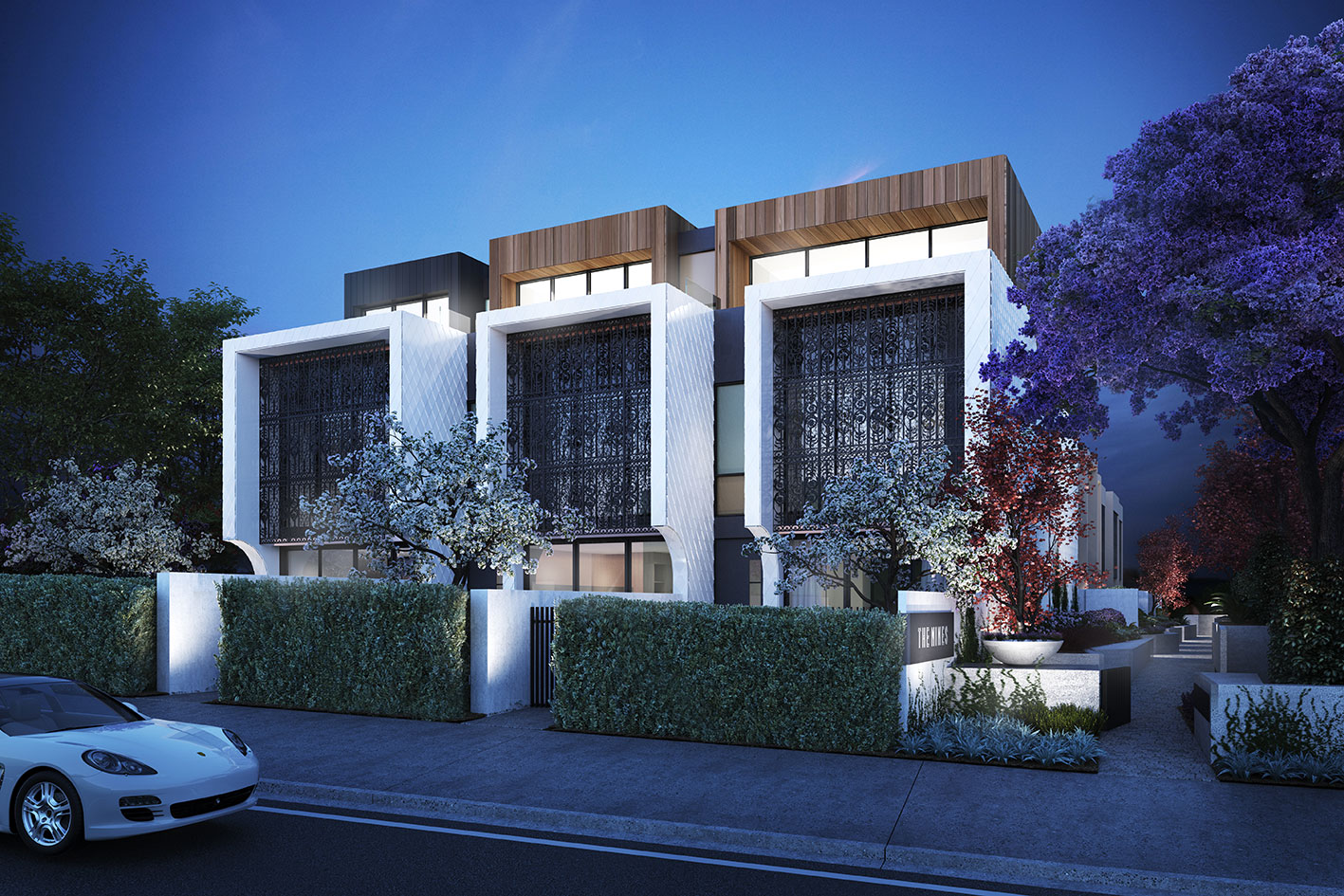 Naremburn Luxury Townhouses