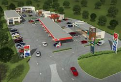 Edmondson Park Petrol Station