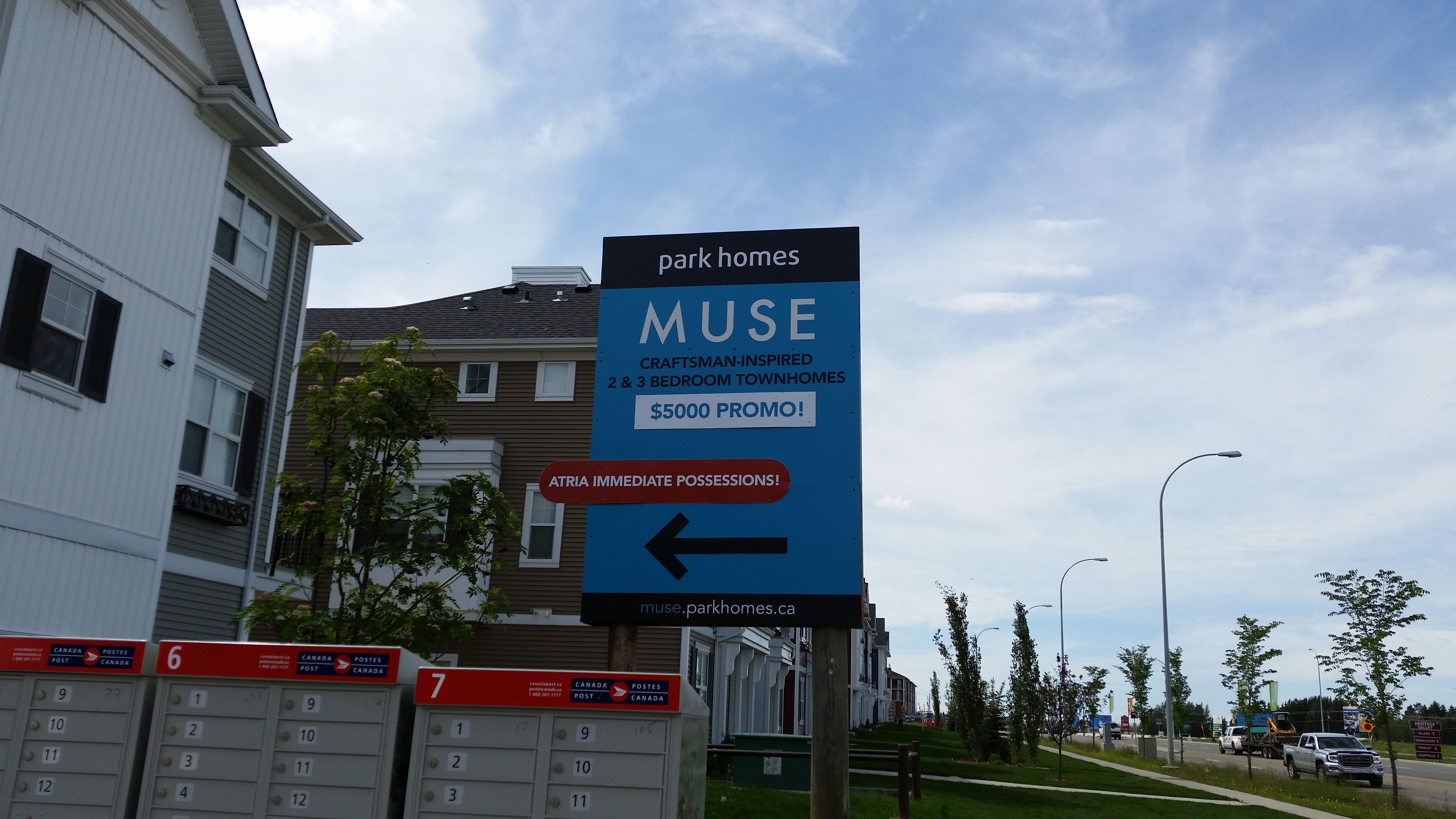Sign Re-facing