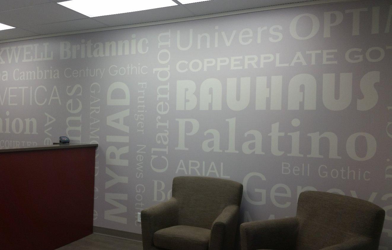 Wall Mural Matte