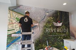 Mural Installs