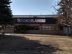 Exterior Metal Letters