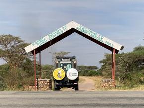 Serengeti - Into the wild with the wild.
