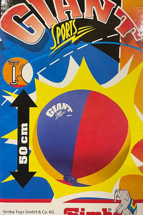 Giant Ball, Spielball 50cm Durchmesser