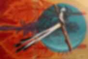 Scissor tail