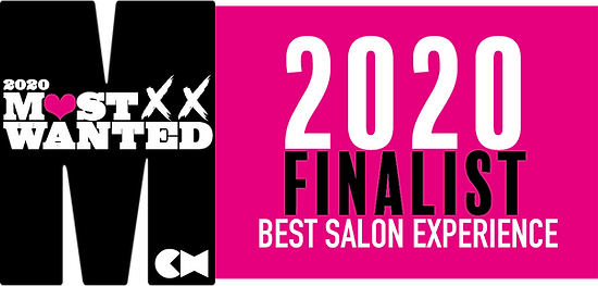 Most Wanted 2020_Finalist_Best Salon Exp
