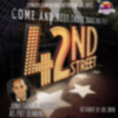 42nd Street- 3D Theatricals- Jonathan Me