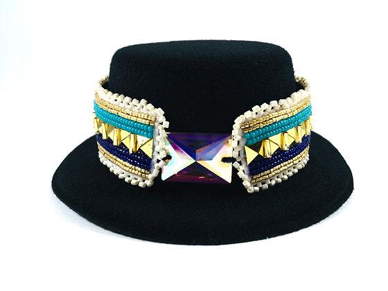 ᑖᐳᐁᐧᓯᒣᐤ - tâpowesimew Mini Hat Fascinator