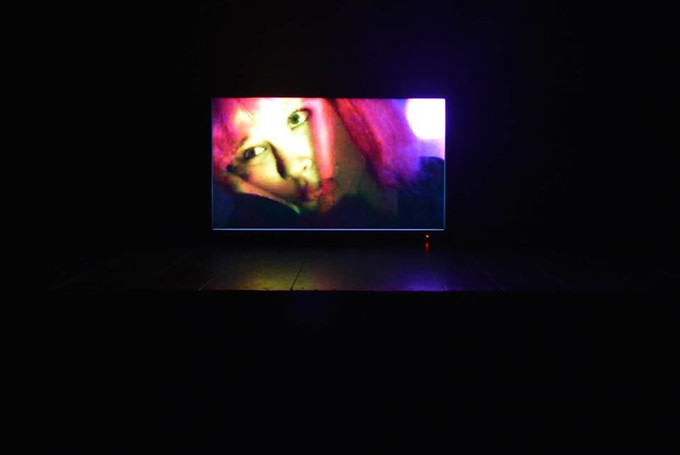 2007 / CANDYLAND (video-installation)