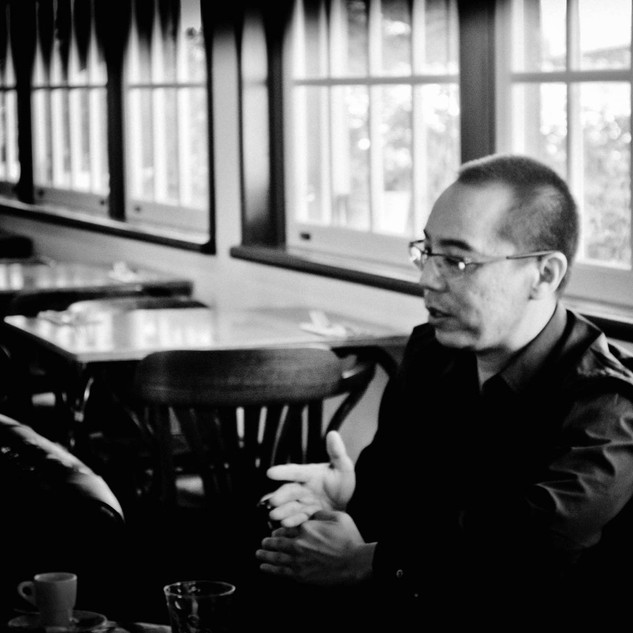 Apichatpong Weerasethakul, 2012 © Sabrina D. Marques [Photography 2020]