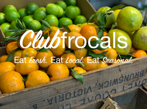 Frocals comes from a combination of 'Fresh' and 'Local'. ClubFrocals is club for fresh and local produce. Become a Frocal today.