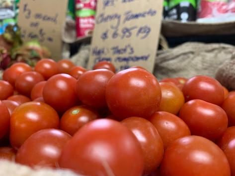 Sunshine Coast Cherry and Grape Tomatoes