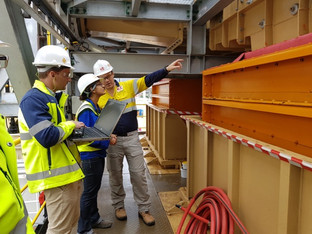 The Behaviour of As-Built Structures: Vibration Analysis