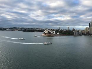 Spending Time In Sydney: Strand7 Training