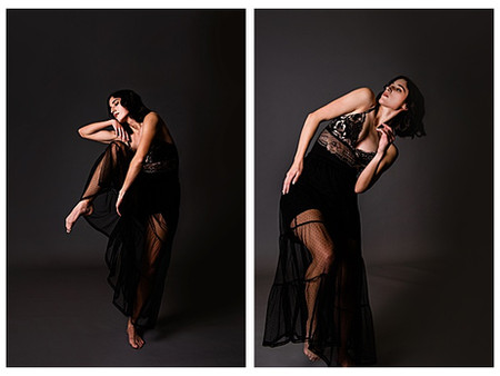 Jennifer | Studio Session | Dance Photographer| Headshot Photographer | Rage Box Dance Center