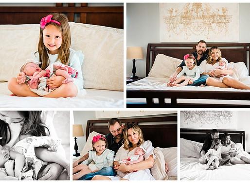 Severna Park Newborn Photographer // Everly Rhodes