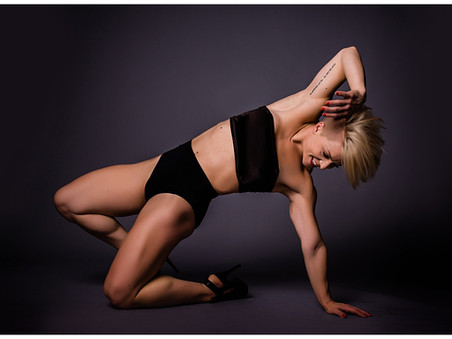Samm | Studio Photoshoot |Headshot + Branding Photographer | Dance + Fitness Photos| Bel Air, MD