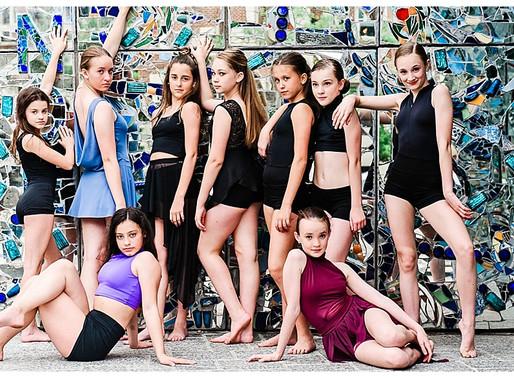 Dancing in the Streets // Ballerinas in Baltimore // Baltimore City Photographer