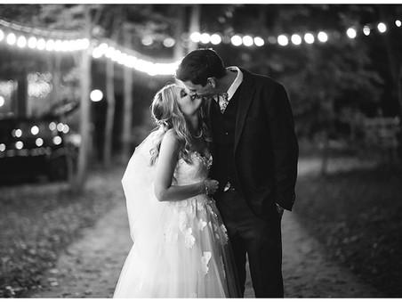 Nick + Stephanie // Camp Hidden Valley at Deer Creek Preserve // Harford County Wedding Photographer