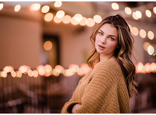 Inside a Senior Session with DOP | Emily | Fallston High School | Class of 2020