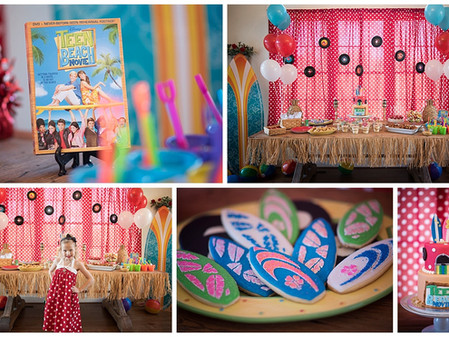 Maryland Event Photographer //This is Seven - Teen Beach Style