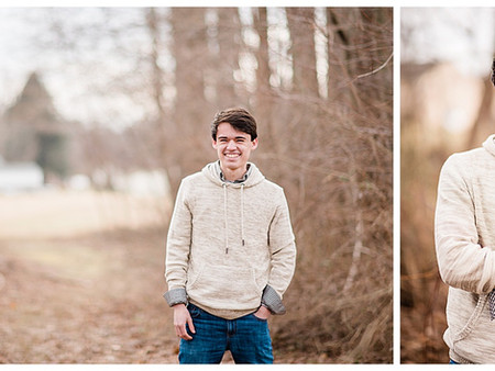 Jake | Class of 2019 | Harford Technical High School | Harford County Senior Portrait Photographer