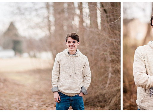 Jake | Class of 2019 | Harford Technical High School | Harford County Senior Portrait Photographer