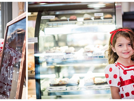 On the Good Ship Lollipop... a Shirley Temple-Themed Portrait Session // Harford County Child Photog