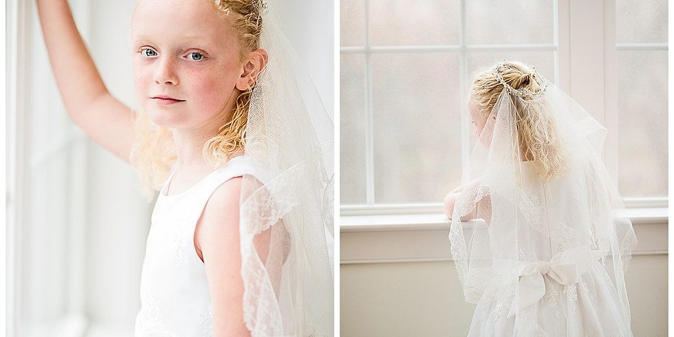 First Communion Mini Sessions