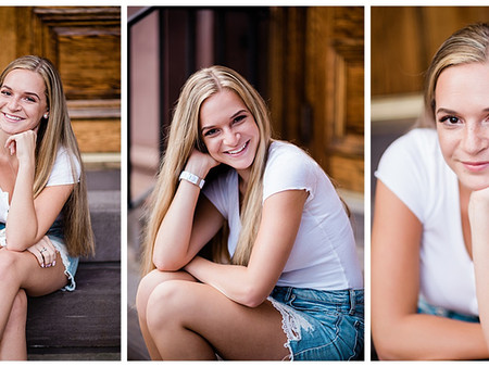 Jenna | Class of 2019 | Eastern Technical High School | Baltimore County Senior Photographer