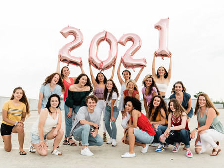 That's a wrap 2020 | End of Year Highlights | Happy New Year | Maryland Senior Photographer