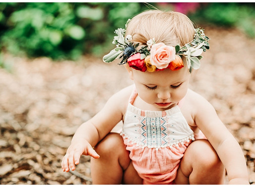 Harford County Child Photographer // Let's TACO 'bout a Party // Beckett is ONE