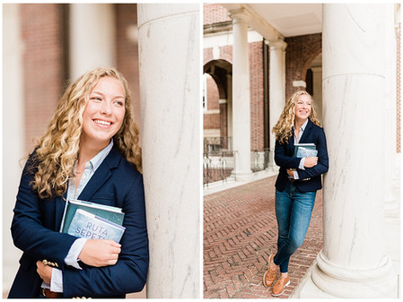 Mia | Class of 2021 | Incorporating Hobbies in Your Senior Session |Baltimore Senior Photographer
