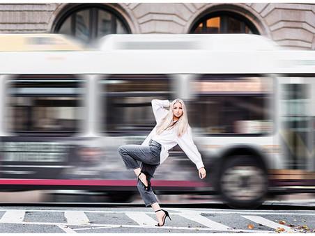 Taylor | Fallston High| Off-Duty Model-Inspired Senior Photos | Baltimore Senior Photographer