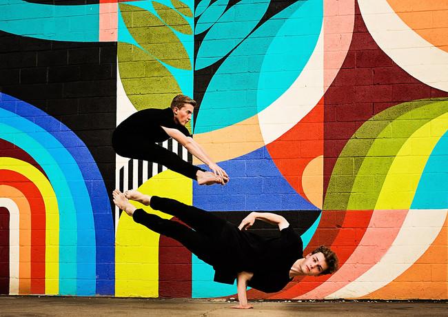 Boys Dance Photographer