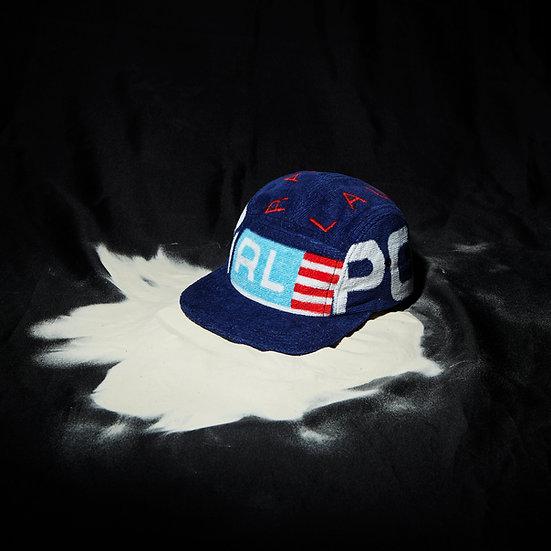 RL towel cap