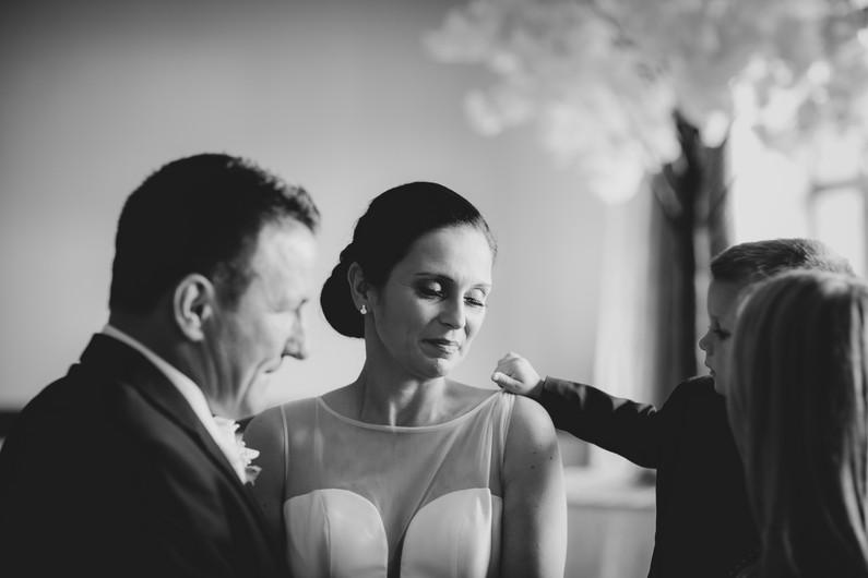 Ceremony; Black and White