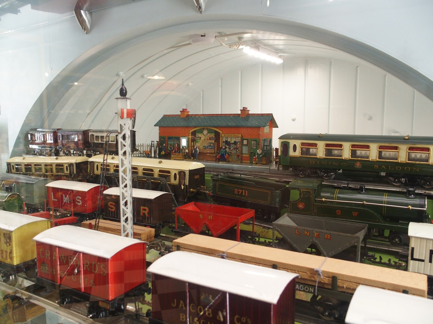 O Gauge Hornby Brighton Toy Museum