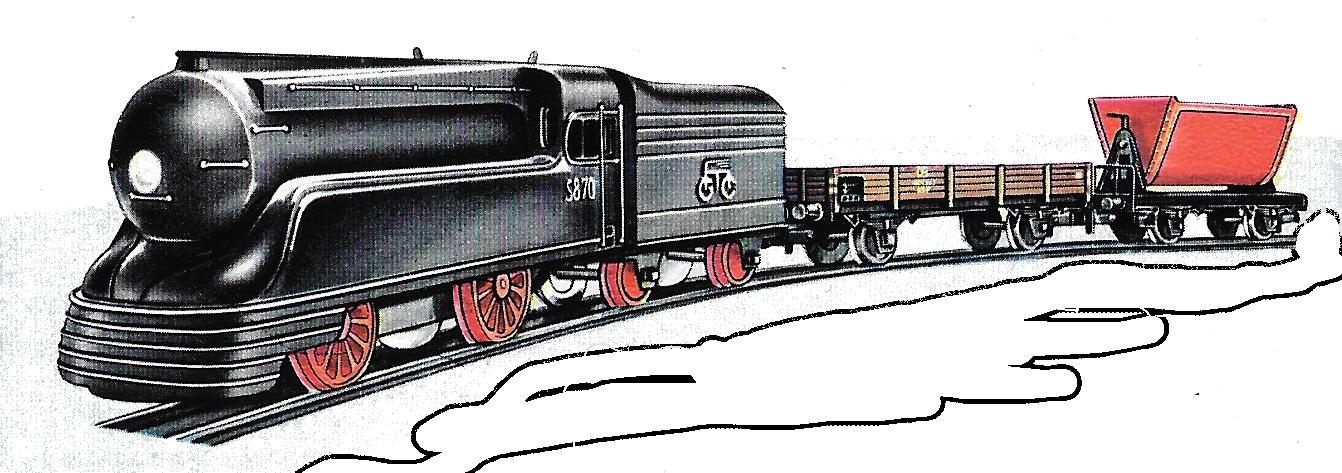 S290 Marklin Clockwork