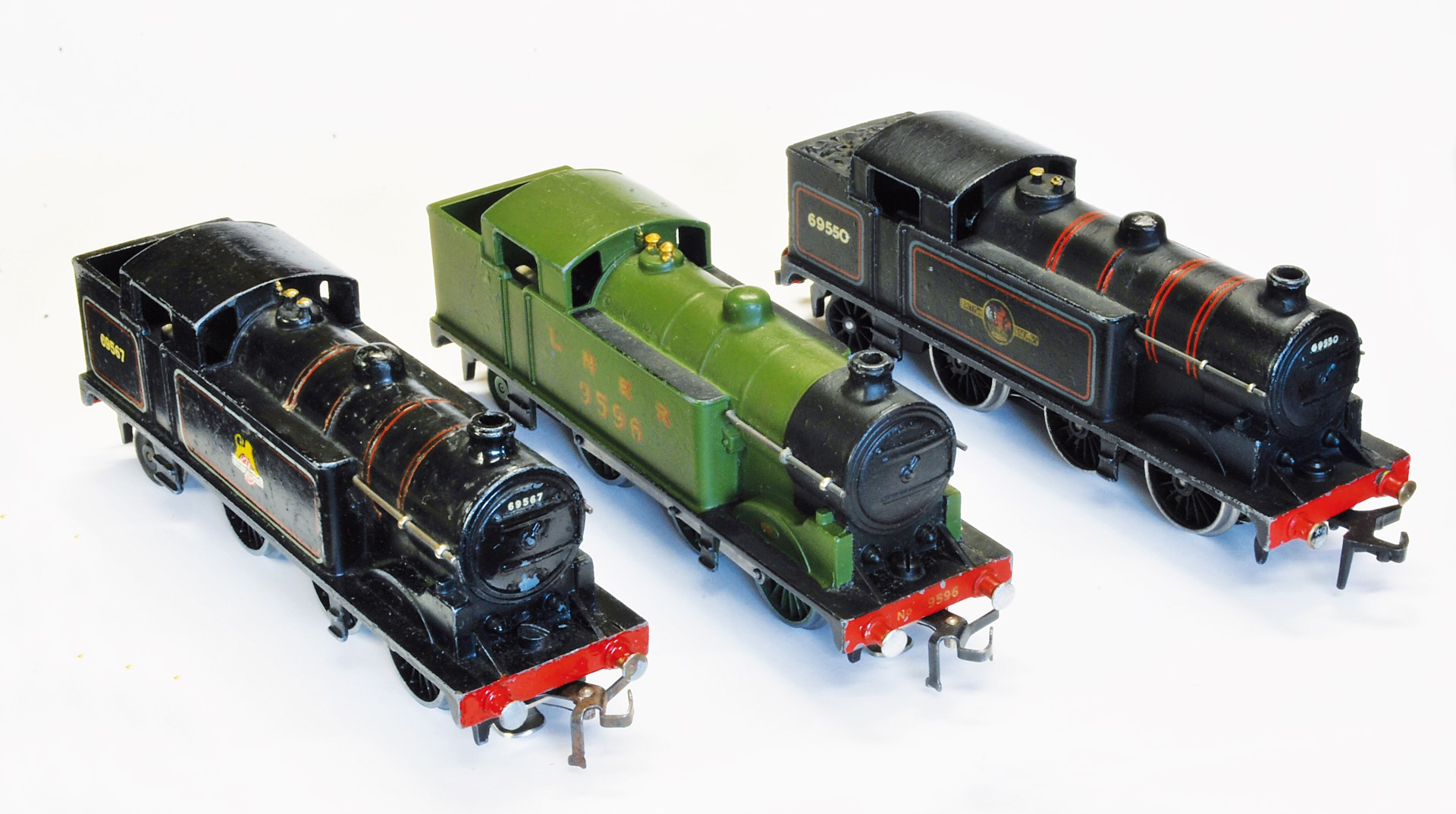 Dublo Tank engines