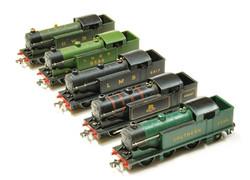 0-6-2 Dublo Tanks in various liverie