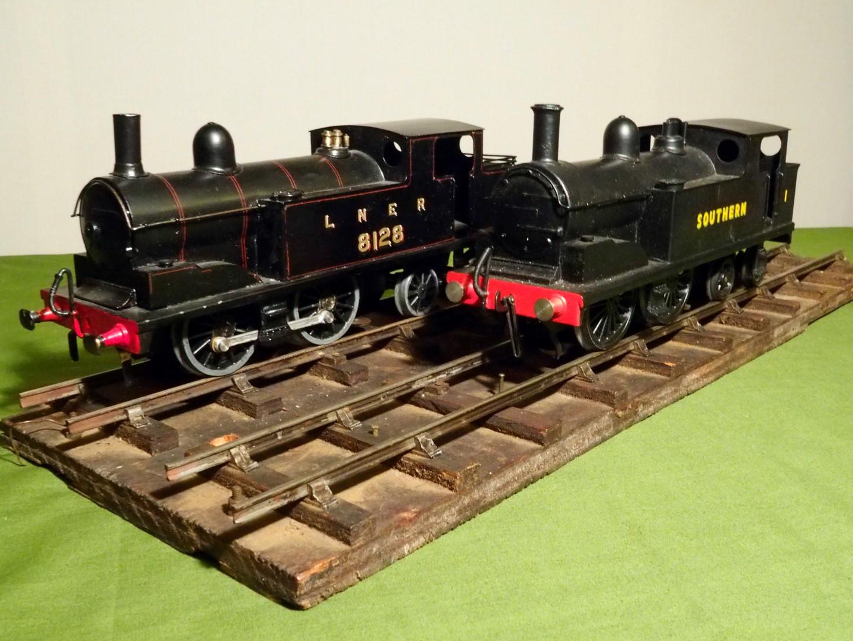 Second series   SR ex LSWR T1 0-4-4  LNER is ex GE 0-4-4. - Copy (Large)