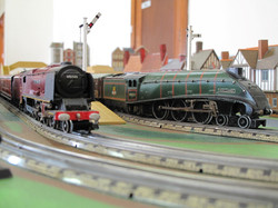 City class and A4 Pacific