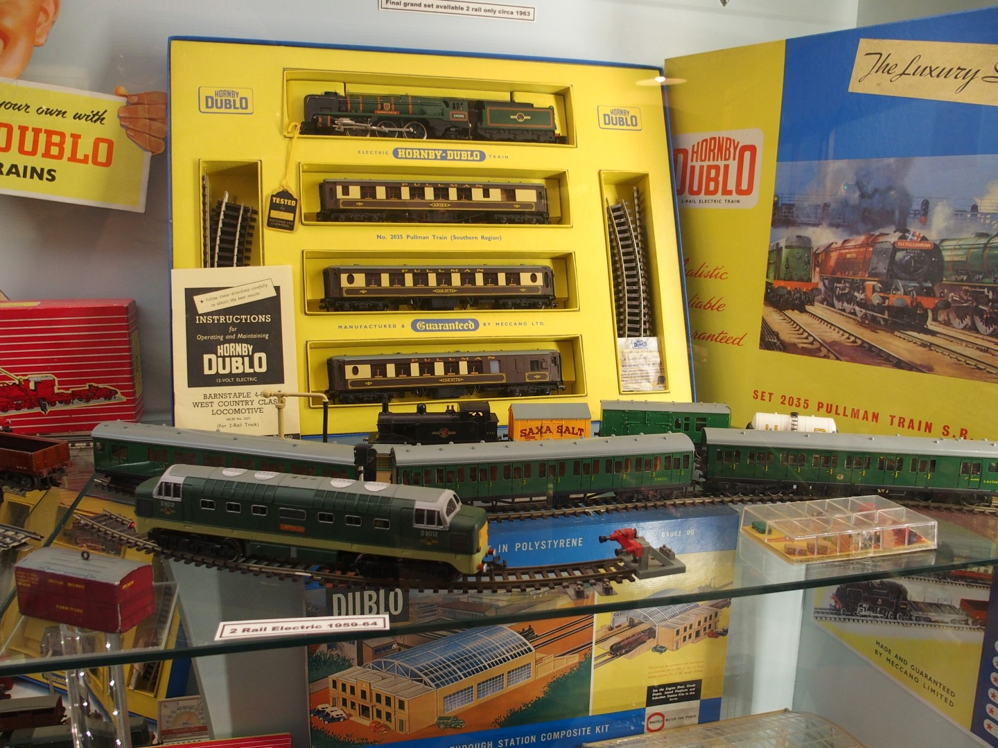 Brighton Toy Museum Displays