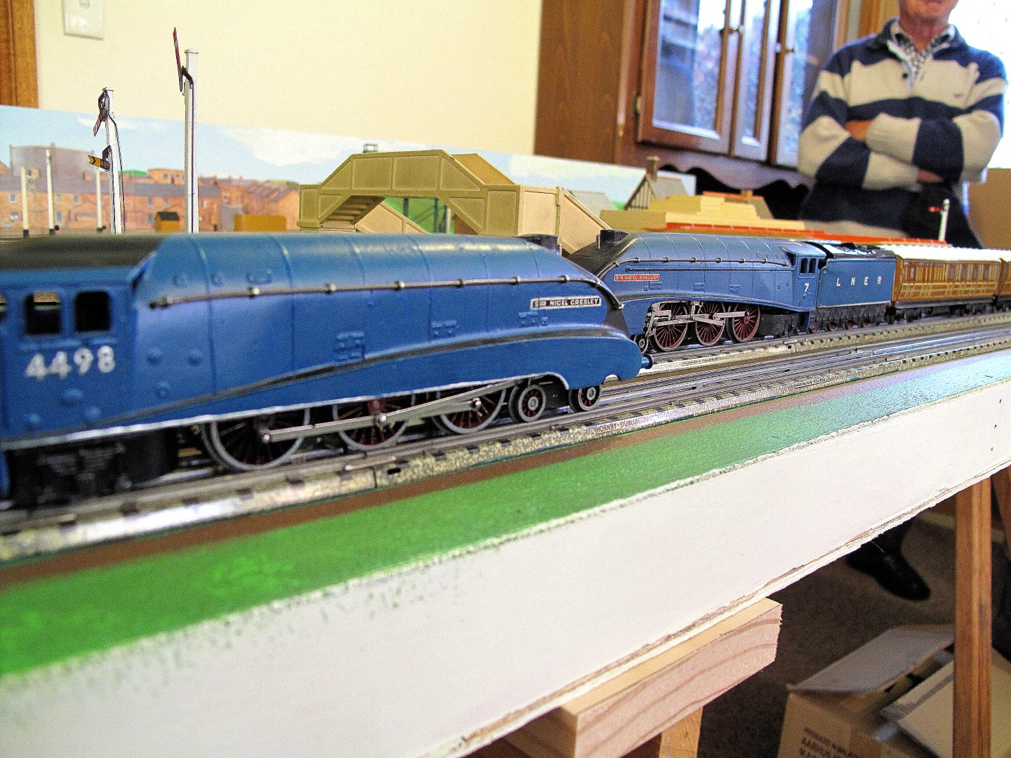 Pre and Post War Sir Nigel Gresley