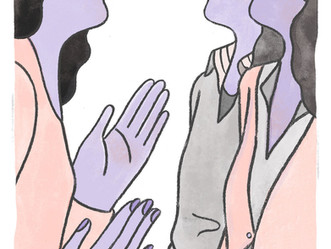 "NYT's Guide on ""What to Do If You're Being Sexually Harassed"""