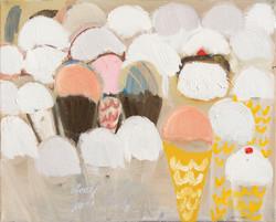 Ice Cream Crowd